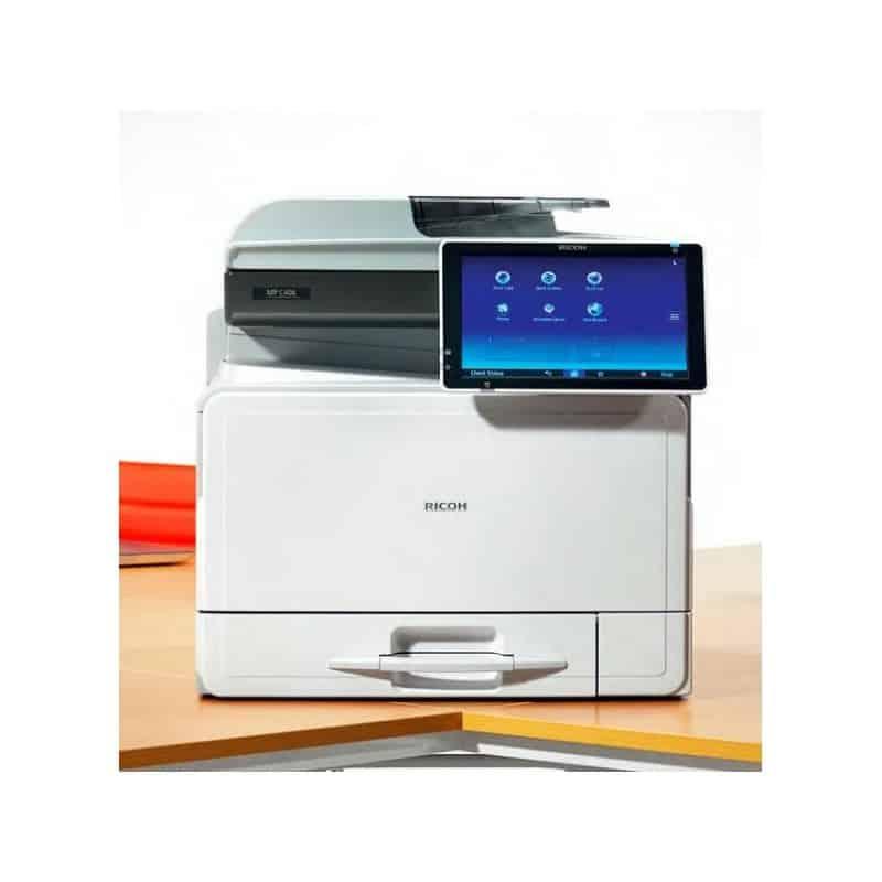 Photocopieur Ricoh Mp C407 Spf Location Photocopieur