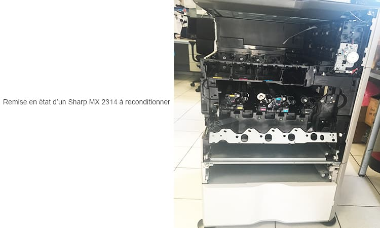 Reconditionnement-sharp-MX-2314