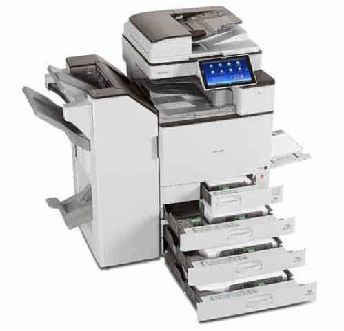 Photocopieur multifonction avec options complémentaires